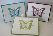 Card Ideas / Stampin up / by DavidnMarina Shishko