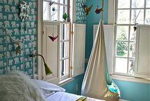 Kids room / by Elizabeth Clavijo