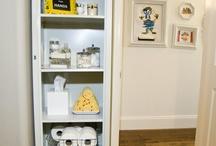 Storage Ideas / by Sherry-Jane Thompson