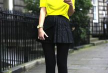 Style / Clothes, color, beauty, and inspiration.  / by Maggie Laush