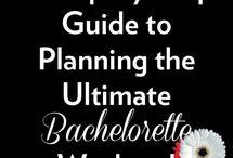 Rika's bachelorette / by Megan Barnard