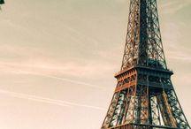 Eiffel Tower / by Sherry Garland