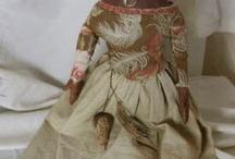 cloth dolls / by Carolyn Boutilier