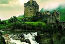 Castles / Absolutely I want to live in one of these / by Ambrosia Dawn
