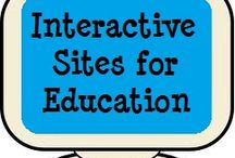 Interactive Sites / by Elisa Wain