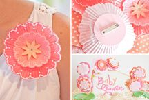 Baby Shower Ideas For My Niece  / by Laci Serrato