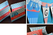 Alex's 2nd Birthday Party Ideas / by Cynthia Dancy