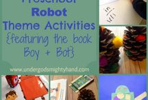 Robots Preschool / by Robin Searle