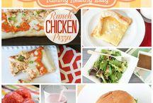 Preppy Foodie / Food Prep Ideas  / by Octavia Smith