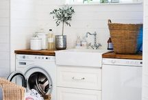 Home: Laundry/Mud Room / by Jenny Prust