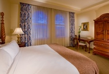 Great Guest Rooms / by The Davenport Hotel Collection