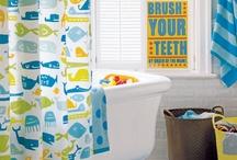 Home - kids bathroom  / by Katherine Mathe