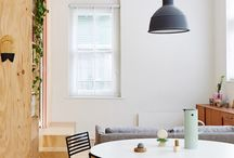 Stylish & Smart Interiors / A board full of brilliant small spaces, inspiration and solutions. Small interiors are my favorites. They are like design puzzles waiting to be solved. / by Tiffany Apostolou