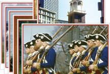 American Revolution and a new nation / American Revolution / by Taynia Shoebotham