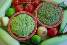 Chips Salsa and Guacamole  / by Kerilyn LaFournaise