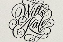 lettering+branding.  / by Mary Morgan Gentry