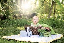baby pics 6+ months  / by Anne Vruggink