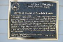 Literary Landmarks / by United for Libraries