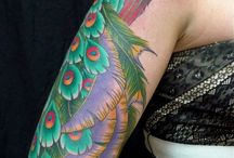 tattoos / by Rachael Nicholes Metz