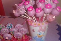 Birthday Party Ideas for girls / Sweetest and Cutest girly party ideas by BirthdayPlanet  / by Birthday Planet
