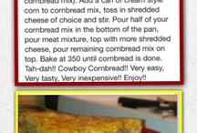 Recipes Main Dish / by Loleta White-Findeisen
