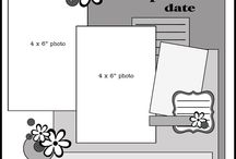 Scrapbook Ideas / by Laurie Wright