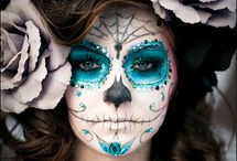 Dia de los muertos/Sugar Skull / by Alison Battiste-Smith