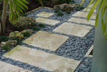 Garden Walkways by Waterfalls Fountains & Gardens Inc. / by Waterfalls Fountains & Gardens Inc.