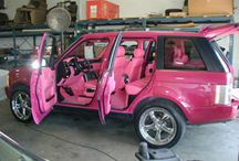 Pink Cars and Trucks! / by Leanne Cooke