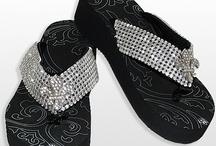 All kinds of Flip Flops!!  / by Cheryl Algeo-Richter