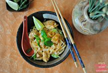 Asian Food / by Hip Foodie Mom