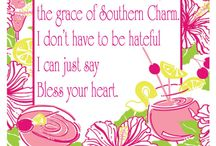 Being Southern / by Barbara Esposito