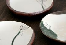 claying: hand made ceramic art / Things that are or would be....good in clay / by Michelle Schmitt Realini