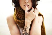 Tattoos / by Laura Jonker