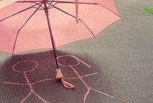 :: rain :: / by Barbara Dalla Via