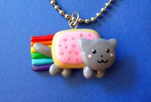 All Things Nyan Cat / Pop-Tart Kitty / by bibliophile81