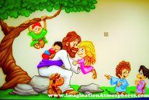 Church Nursery / by Mary Lou