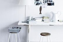 Office/workspace / by Annika Persson