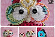 Crochet - Patterns to buy / by Kay M. The More The Merrier