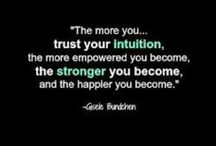 Intuition/Third Eye/Pineal Gland / by Marilyn Pabon