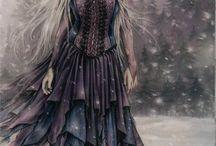 Victoria Frances Art / by Amy Mango