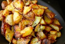 Potatoes / by Brianne