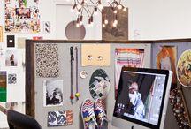 office inspiration / by christina