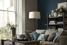 ~Color Schemes~ Living room / by Bea Penate