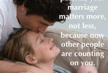 Marriage / by Jessica H