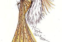 Fashion Illustration <3 / Fashion illustration  / by Keren Noriega