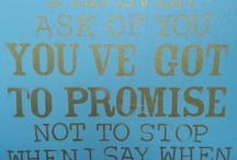 lyrics to live by / by Kathy Wilke Oaks