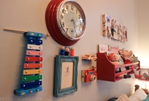 room ideas / by Mindy