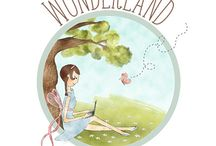 My Illustrations / by Wonderland Graphic Design