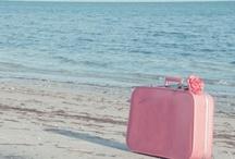 Pack Up / For the love of old and beautiful luggage. / by Valerie Thorpe